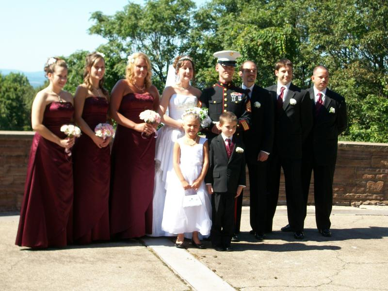 Lehigh wedding